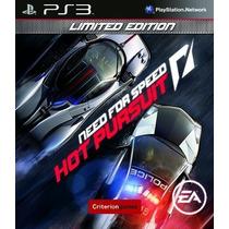 Need For Speed Hot Porsuit Play 3 Codigo Psn !!!