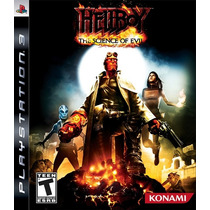 Hellboy The Science Of Evil Ps3 Jogo Novo Lacrado Rcr Games
