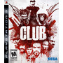 The Club - Jogo Para Playstation 3 (leia)