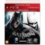 Batman Dual Pack Arkham Asylum + City Frete 10 Reais Brasil