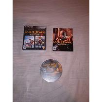 God Of War Collection 1 E 2 Original Ps3 Frete Gratis