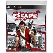 Jogo Novo Lacrado Escape Dead Island Para Playstation 3 Ps3