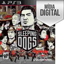 Sleeping Dogs Ps3 Psn Código Psn Envio Agora
