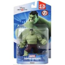 Boneco Disney Infinity 2.0 Incrivel Hulk Novo