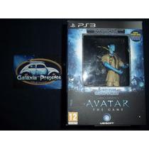 Avatar The Game Edição Especial Com Boneco - Playstation 3
