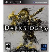 Darksiders Ps3 Original Novo Lacrado Pronta Entrega