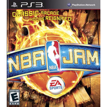 Jogo Novo Lacrado Nba Jam Ea Sports Para Playstation 3