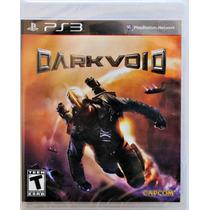 Dark Void Darkvoid Original Ps3 Região 1(americano) Lacrado
