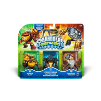 Skylanders Swap Force Fiery Forge Battle Pack Pronta Entrega