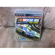 Jogo / Game Ps3 - Nascar 2011 The Game