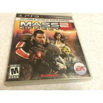 Mass Effect 2 (sony Ps3, 2010)