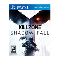 Killzone Shadow Fall Ps4 Playstation 4 Original Lacrado