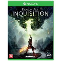Dragon Age Inquisition X Box One Português -br Lacrado Orig.