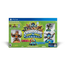 Skylanders Swap Force - Kit Inicial Ps4 Com 3 Bonecos