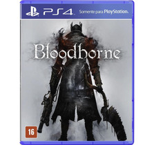 Bloodborne Ps4 Blood Borne Ps4 Em Português