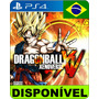Dragon Ball Xenoverse Ps4 Psn - Secundário - Gamesgo