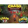 Crash Bandicoot 1, 2, 3 Para Play 1 Patch Crash Trilogy Ps1