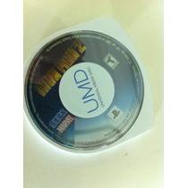 Game Psp Umd Iron Man 2