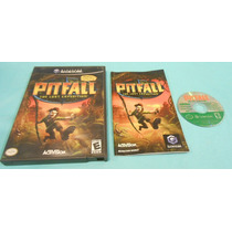Game Cube: Pitfall The Lost Expedition Americano Completo!!
