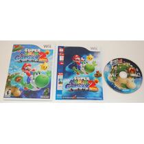 Wii: Super Mario Galaxy 2 Americano Completo! Novinho! Jogão