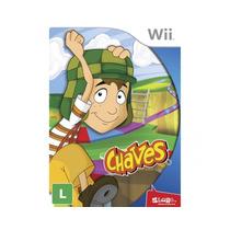 Chaves - Wii - Lacrado - Original - Em Português