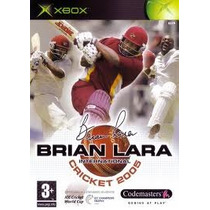 Xbox Brian Lara International Cricket 2005 ( Original )