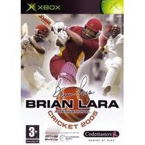 Xbox Brian Lara International Cricket 2005 ( Original )