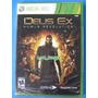 Deus Ex Human Revolution - Xbox 360 - Lacrado - Pron Entrega