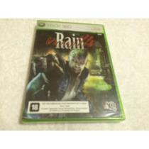 Rain Vampire (xbox 360, 2007) Lacrado