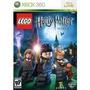 Jogo Ntsc Lacrado Lego Harry Potter Years 1 - 4 Pra Xbox 360