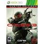 Jogo Lançamento Crysis 3 Hunter Edition Para Xbox 360 Da Ea
