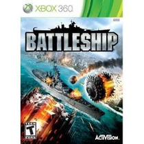 Jogo Ntsc Lacrado Battleship Da Activision Para Xbox 360