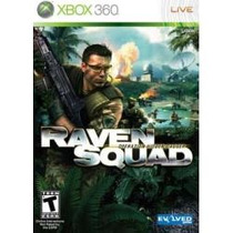 Jogo Lacrado E Original Raven Squad Para Xbox 360