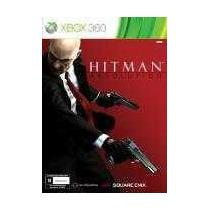 Hitman: Absolution + Dlc Exclusiva - X360