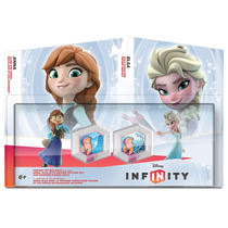 Kit Disney Infinity Play Set Pack Frozen Toy Box