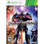 Jogo Novo Transformers Rise Of The Dark Spark Para Xbox 360