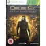 Deus Ex Edicao Limitada- Xbox -original Mega Promocao