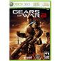 Jogo Gears Of War 2 Xbox 360 Ntsc (novo E Lacrado)