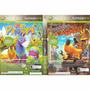 Banjo Kazooie Nuts And Bolts + Viva Piñata- 2 Jogos Xbox 360