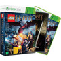 Jogo Xbox 360 Lego Hobbit Br Bundle - Webfones