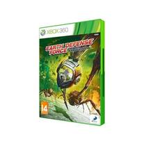 Game Xbox 360 Earth Defense Force No Leilão