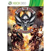 Game Ride To Hell Retribution Frete Grátis Me