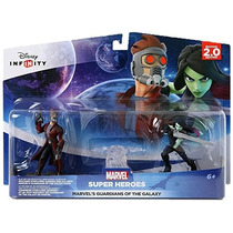Disney Infinity 2.0 Marvel Play Set Guardians Of The Galaxy