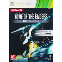 Game Zone Of The Enders: Hd Collection Para Xbox 360