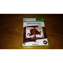 Dragon Age Origins Ultimate Edition Lacrado Xbox 360 Game