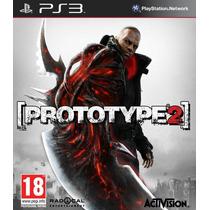 Jogo Semi Novo Prototype 2 Da Activision Para Ps3