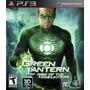 Green Lantern: Lanterna Verde - Rise Of Manhunters - Ps3