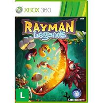 Rayman Legends Xbox 360 Legendado Português