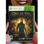 Deus Ex - Xbox 360 Lacrado De Fábrica. Pronta Entrega.