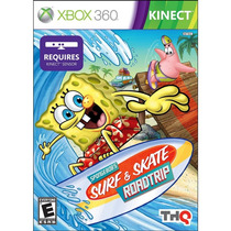 Bob Esponja Spongebob´s Surf & Skate - Xbox 360